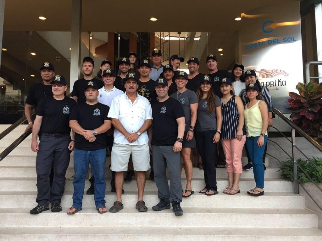 Team at Costa Del Sol